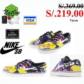 Zapatillas Nike Sb Estefano Janoski Originales ...