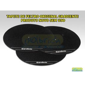 Tapete Feltro Novo Original Gradiente Esotech System One