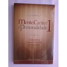 Livro Mente, Caráter E Personalidade 1 - Novo