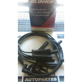 Cables Bujias Acdelco Venture Malibu Grand Am Shiloutte 3.4