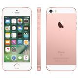 Iphone Se Apple 32gb Tela 4 Ios 9 12mp 3g/4g Mp3