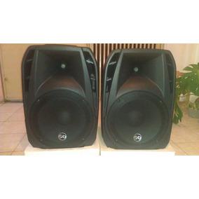 Cornetas Amplificadas Soundbarrier Dp15a 550 Watts