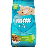 Ração Max Cat Para Gatos Castrados 20kg
