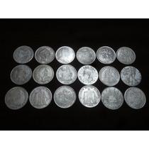 Antiguas Monedas Dolar Mexicano No Plata Replicas X 18 Unid.