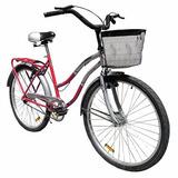 Bicicleta De Paseo Dama Tomaselli City26 86-859