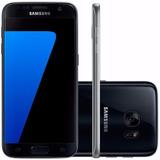 Samsung Galaxy S7 G930 Novo 32gb Octa Core Cam 12mp Ac Troca