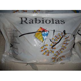 Rabiola Pipa Industrial 1saco C/25cm E 1cx C/40cm