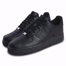 Tenis Botinha Nike Air Force Cano Baixo Masculino E Feminino