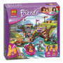 Friends Lego Alterno Campamento Carrera Balsa Rio Pop Stars