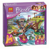 Friends Lego Alterno Campamento Carrera Balsa Rio Pop Stars