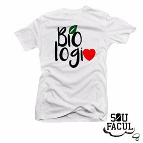 442780671 Camisetas Universitarias Biologia - Camisetas Manga Curta para ...