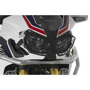 Protetor De Farol De Alumínio  P/ Honda Africa Twin Crf 1000
