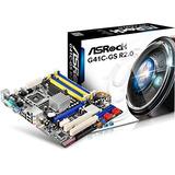 Asrock G41c-gs Lga 775 G41 Ddr2 Drr3 Tarjeta Micro Atx De 8