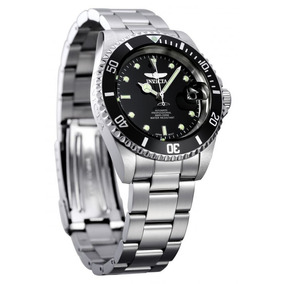Invicta Automático 8926ob Black 40mm Movimento Seiko Nh35