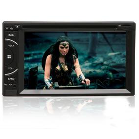 Central Multimidia Mp5 C/ Leitor Dvd Bluetooth Espelhamento