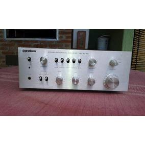 Amplificador Gradiente 160 Novíssimo=polyvox,kenwood,pioneer