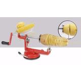 Maquina De Cortar Batatas Espiral Chips