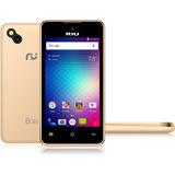 Smartphone Barato Desbloqueado Eko 4.0 Dourado Dual Chip