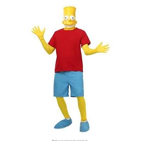 Disfraces De Bart Simpson Para Ninos Disfraz Disfraces En - Disfraces-simpsons