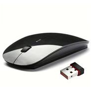 Mouse Óptico S/fio Wireless Usb 2.4ghz Computador - Notebook