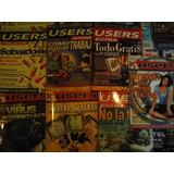 Lote De 10 Revistas User Y Pcuser. 123ventas.com.uy
