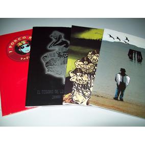 4 Cd Indio Solari Discografía Completa ( Big Bang Rock )