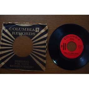Chambers Brothers, Time Has Come Today, Compacto, Vinil