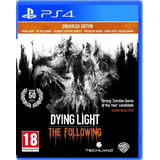 Dying Light The Following Enhanced Edition Ps4 Digital Ofer