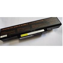 Bateria 11.1v 4400mah 48.84wh M740bat-6 Clevo M740 Promoção