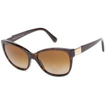 Gafas Para Sol D&g 0dg T556 - Lente Marrón Marca Café