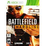 Battlefield Hardline | Xbox 360 | Nuevo Envio Gratis