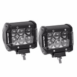 Faro Luz 6 Led Tipo Lupa Ip67