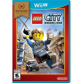 Videojuego Lego City Undercover Nintendo Selects Wii U Gamer