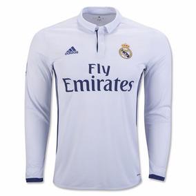 Real Madrid Azul Manga Larga Talle M en Mercado Libre México 30fa537cfa920