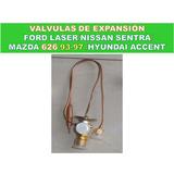Valvula De Expansion Ford Laser/mazda 626 93-97/accent