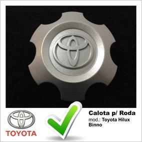 Calota Miolo Centro De Roda Toyota Hilux 2005,6,7,8,...