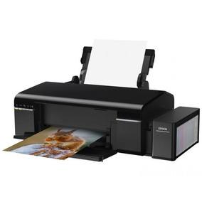 Impressora Epson Ecotank L805 220v Colorida Wireless
