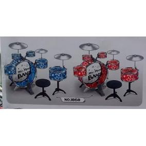 Bateria Infantil Musical Jazz Drum