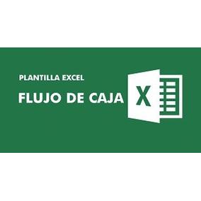 Flujo De Caja Proyectado Excel Cálculo Automático Premisas