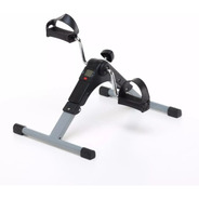 Bicicleta Fija Pedalera Plegable Con Monitor. Rehabilitacion