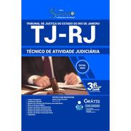 Apostila Completa Tj-rj 2020 Técnico De Atividade Judiciária