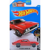 Hot Wheels # 84/250 - ´69 Dodge Charger 500 - 1/64 - Dhr04