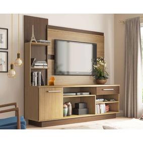 Mueble Rack Tv (colores Eleccion) Es219 Moveis Metinca Es219