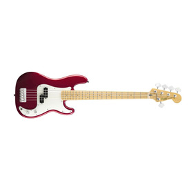 Baixo Squier Vintage Modified P Bass V Candy Apple Red