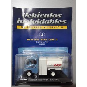Vehiculos Inolvidables Servicio Y Reparto Nro 4 Ypf
