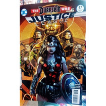 Justice League #47 The Darkseid War Parte Parte 7 Dc Mexico