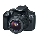 Camara Canon Eos Rebel T6 Wifi 18mpx Lente 18 55 Sellada