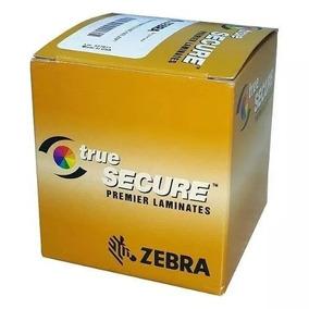Cinta Holografica Zebra True Secure Premier Laminates