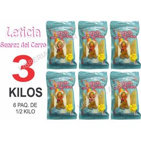 Porcelana Fria Leticia Suarez Del Cerro 3 Kilos 6 Paquetes