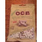 Filtros Ocb Organicos Cañamo-biodegradables- Promocion 10+1
